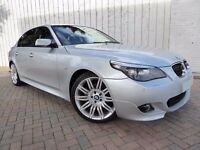 BMW 5 Series 3.0 525d M Sport ....Absolutely Stunning Car Throughout....1 Owner....Low Low Miles