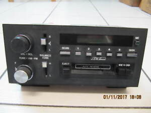 ClassicSPS Audiovox Model 89-GMJCXD/A Cassette Stereo Circ1980s