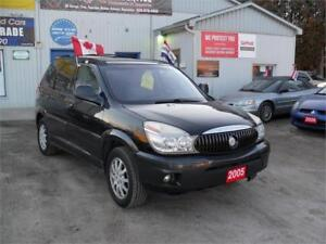 2005 Buick Rendezvous CX| MUST SEE|NO ACCIDENTS| NO RUST