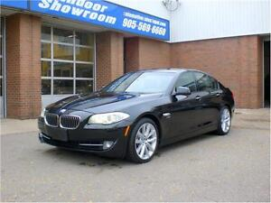 2011 BMW 535xi + Executive + Sport + Technology Package