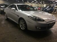 2007 HYUNDAI COUPE SIII S3 2.0 PETROL MANUAL 4 SEAT SPORTS LEATHERS CHEAP INSURANCE N CELICA MR2 CLK