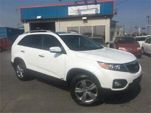 KIA SORENTO 2013 SX AWD CUIR / TOIT PANORAMIQUE / CAMERA / FULL!