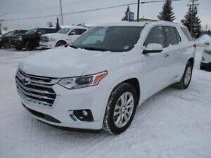 2018 Chevrolet Traverse High Country AWD- Iridescent Pearl Tri C