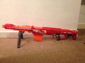 Nerf Centurian gun