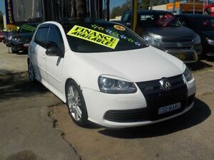 2009 Volkswagen Golf White Automatic Hatchback Lansvale Liverpool Area Preview