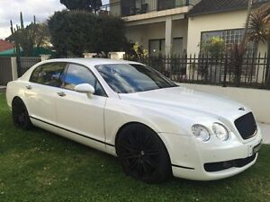2006 Bentley Continental 3W Flying Spur White 6 Speed Automatic Sedan Croydon Burwood Area Preview