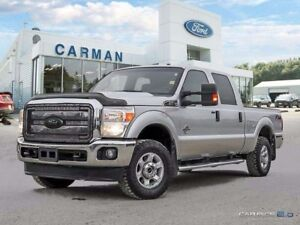 2015 Ford F-250 XLT Power-Folding Mirrors Spray-in Liner