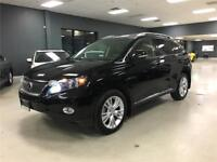 2010 Lexus RX 450h*NAV*LEATHER*BACK-UP CAM*FULLY SERVICED* City of Toronto Toronto (GTA) Preview
