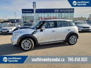 2016 MINI Cooper Countryman S/AWD/SUNROOF/LEATHER