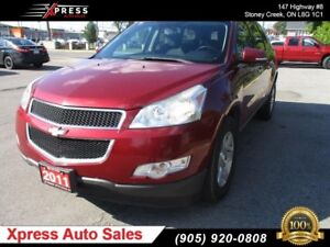 2011 Chevrolet Traverse 1LT 3rd Row Seating