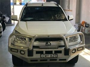 2012 Holden Colorado 7 RG LT (4x4) White 6 Speed Automatic Wagon Fyshwick South Canberra Preview