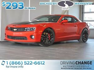 2013 Chevrolet Camaro 2SS 1LE-Heads Up Display-Moon Roof-Heated
