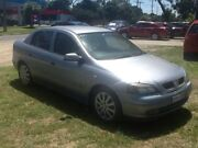 2004 Holden Astra TS MY03 CDX Grey 4 Speed Automatic Sedan Hastings Mornington Peninsula Preview