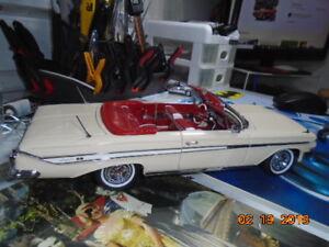 Diecast 1961 Impala Convertible
