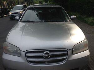 Nissan Maxima 2003 vente rapide