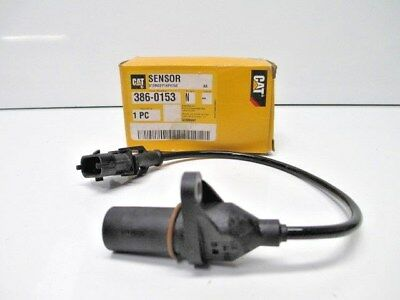 Caterpillar Sensor 386-0153 New In Package Oem Heavy Equipment 3860153 Excavator