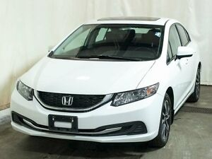 2015 Honda Civic EX Sedan Automatic w/ Bluetooth, Heated Seats,