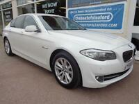 2011 BMW 520d 2.0 SE White FINANCE WELCOME P/X