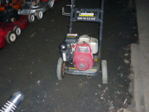 pulverisateur karcher moteur