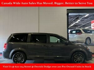 2019 Dodge Grand Caravan GT, Leather, Heated Seats, Back Up Came