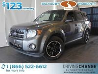 2011 Ford Escape XLT-Sport Appearance Pkg-Sync-Remote Start
