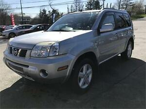2005 Nissan X-Trail LE, FULLY LOADED, NEW MVI, AWD, ALLOYS