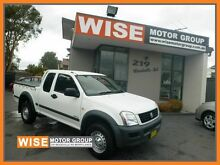 2004 Holden Rodeo RA LX Space Cab White 4 Speed Automatic Utility Granville Parramatta Area Preview