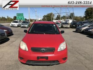 2006 Toyota Matrix CERTIFIED