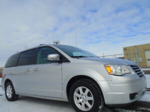 2009 Chrysler Town & Country TOURING EDITION-4.0L DVD-HDTV-P/CLI