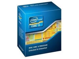 Intel Quad core Haswell i5 4460 Mint Shape
