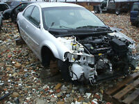 PARTING OUT: 2001 CHRYSLER SEBRING