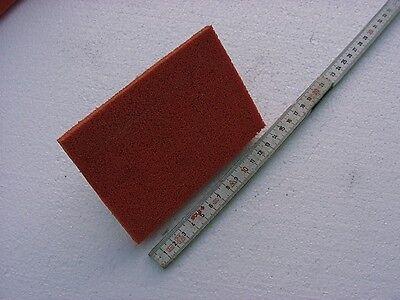 Profi- Schwammscheibe 130x90 mm für feine Kalkputz-Oberflächen. SSCH13