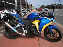 2013 HONDA CBR 250R SPECIAL EDITION LAMS APPROVED Mackay Mackay City Preview