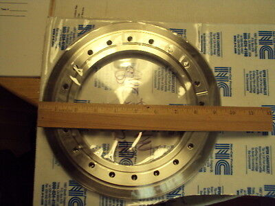 Conflat Evac Adapter Flange 8 Inch Cf To Nw200 Norcal Products Unused