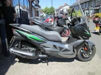 Kawasaki SC 300 CHFA ABS SPECIAL E WITH ONLY 1350 MILES FROM NEW