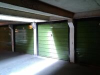 Safe, dry, secure, garage in High Kingsdown