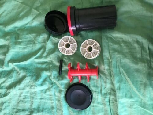 Paterson Super System 4 3 REEL Developing Tank with mod54 4x5 processor