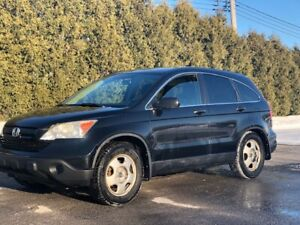 2008 Honda CR-V LX AWD- $5700