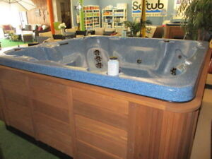 ONLY **$47 b/w (oac)** 8 PERSON FAMILY HOT TUB!!