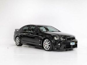 2008 Holden Special Vehicles ClubSport E Series R8 Black 6 Speed Manual Sedan Cooee Burnie Area Preview