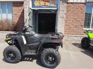 2017 Arctic Cat ATV Clearance Event starting at $6999**