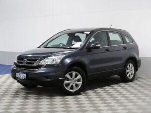 2012 Honda CR-V 30 VTi (4x4) Grey 5 Speed Automatic Wagon Morley Bayswater Area Preview