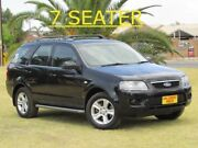 2009 Ford Territory SY Mkii TX Black 4 Speed Sports Automatic Wagon Hendon Charles Sturt Area Preview
