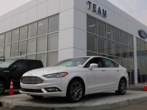 """2017 Ford Fusion 201A, SE, Appearance Pkg, AWD, 18\"""" Sport Whls"""