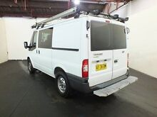 2008 Ford Transit VM MY08 Low (SWB) White 6 Speed Manual Van Clemton Park Canterbury Area Preview