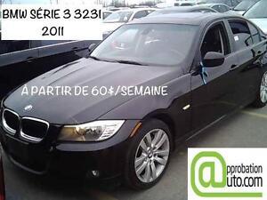 2011 BMW Série 3 323i, À PARTIR DE 60$/SEMAINE
