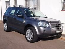 2011 Land Rover Freelander 2 LF MY11 Td4 SE Charcoal Auto Sports Mode Wagon Petersham Marrickville Area Preview