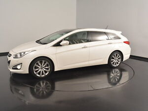2012 Hyundai i40 VF Premium Tourer White Crystal 6 Speed Sports Automatic Wagon Welshpool Canning Area Preview