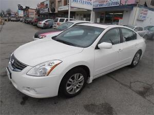 2011 Nissan Alitma 2.5S Sedan Sunroof White only 78,000km