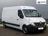 2014 Renault Master LM35 DCI S/R Diesel white Manual